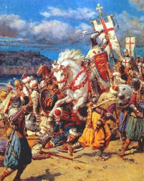 Thesis statements on the crusades