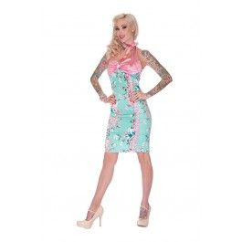 Voodoo Vixen Mary Dress