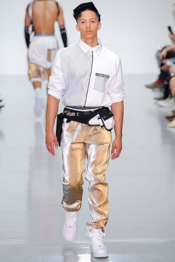 #Menswear #Trends NASIR MAHZAR Spring Summer 2015 Primavera Verano #Tendencias #Moda Hombre