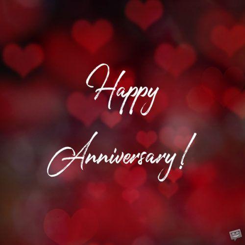 Pin On Happy Anniversary
