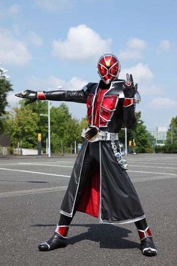 New ! Masked Rider 'Wizard'