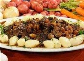 Julia Child's Beef Bourguignon