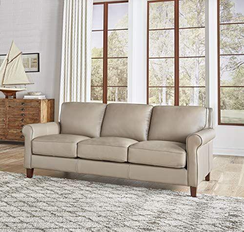 Hydeline Laguna 100 Leather Sofa Set Sofa Taupe Hydeline 2 099 00 Modernsofa Genuine Leather Sofa Leather Sofa Set Leather Sofa