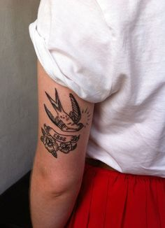 Back of The Arm Tattoos that Look Great from Behind                                                                                                                                                     More