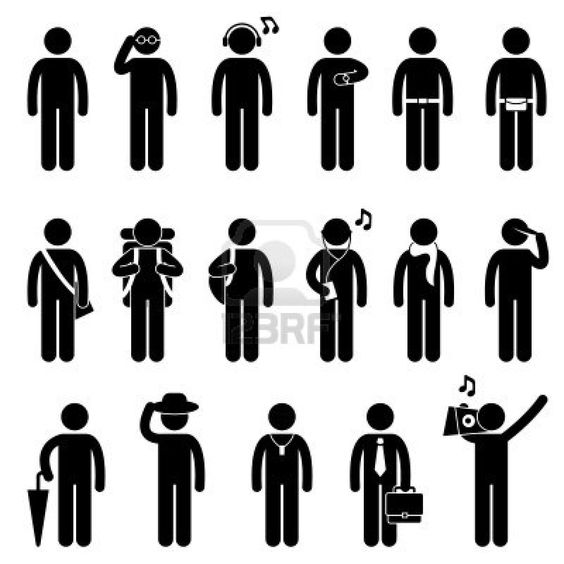 person icon black - Google Search | Infographics | Pinterest ...