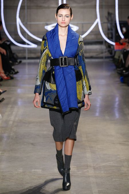 JC de Castelbajac | Fall 2014 Ready-to-Wear Collection | Style.com