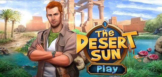 NEW FREE GAME just released! #hiddenobject #freegame #flashgame #hiddenobjects Play 'The Desert Sun' here ➡ http://www.hidden4fun.com/hidden-object-games/4043/The-Desert-Sun.html