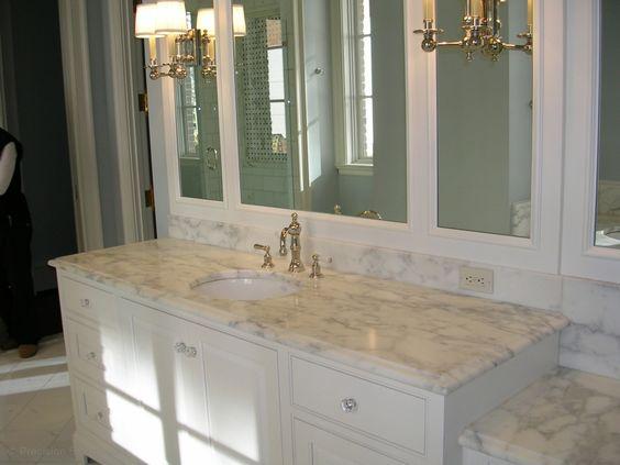best color for granite countertops and white bathroom cabinets granite bathroom vanity top alabama white2 home pinterest granite countertops