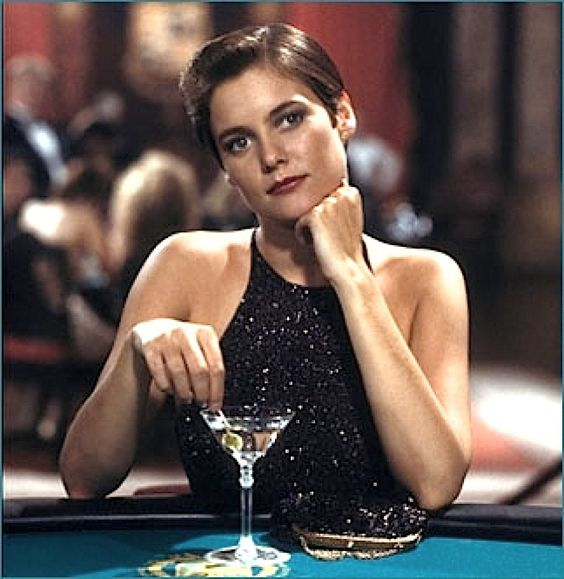 licence to kill | Pam Bouvier Carey Lowell Licence to Kill (41)
