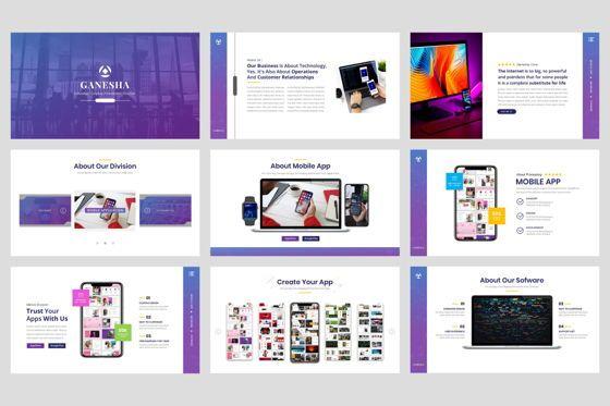 Business Technology Google Slide Template Slide 2 04421