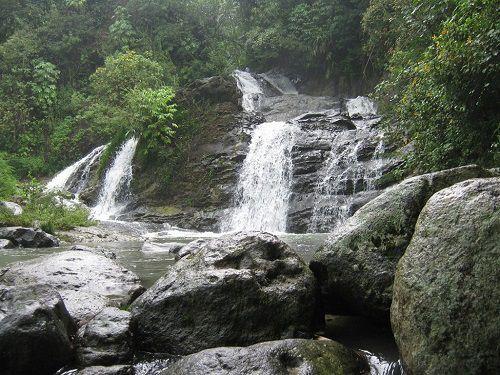 Wisata Wonogiri Air Terjun Watu Jadah Tempat Air Terjun Air