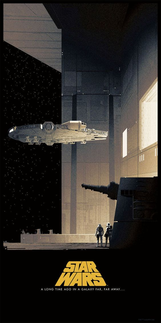 Some amazing Star Wars Posters:
