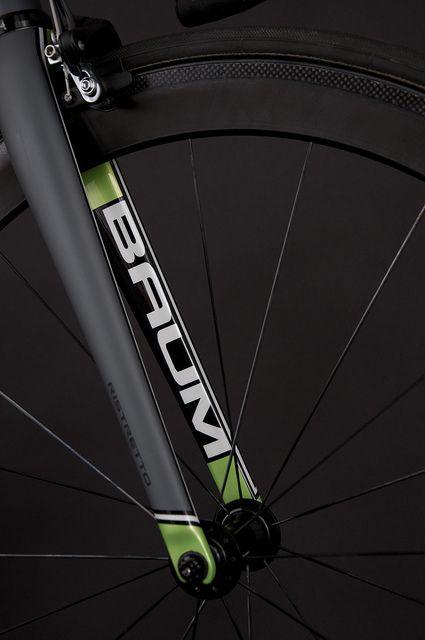 GTB Venom Green, Matt Grey Ristretto by Baum Cycles, via Flickr