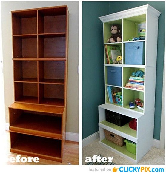 20 Before And After Furniture Makeovers Diy Crafty