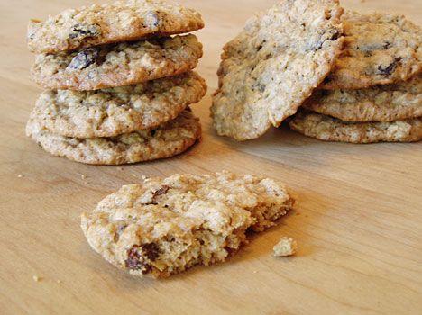 Trout Dale Oatmeal-Raisin Cookies