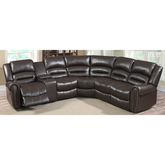 Features:  -Comes with 2 recliners.  -Storage console.  -Sturdy frame…