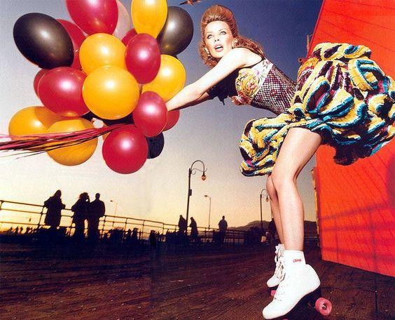 David LaChapelle A Fashion Victim \/\/ Victima de la Moda - www roller de k chen