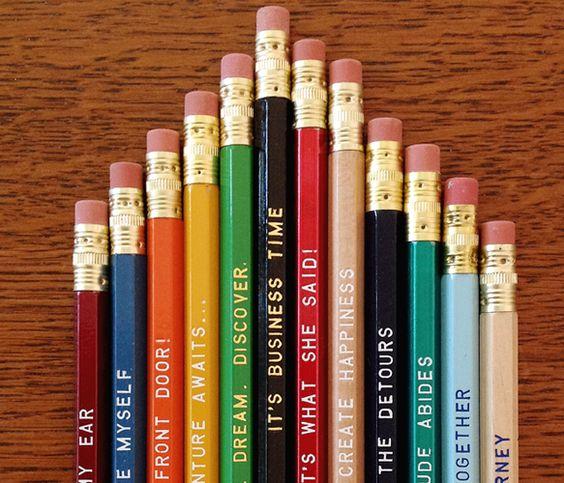 Pick a Pencil 12 Pack $ 15