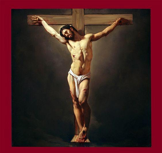 La Via Crucis di Roberto Ferri: