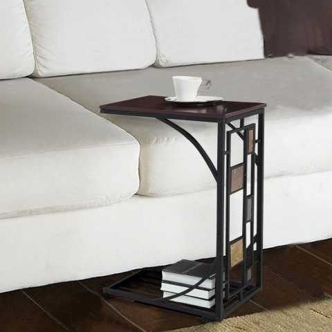 Alluring Adjustable Slide Under Sofa Table For Sale Sell By Owner