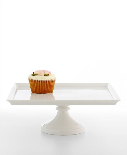 Rectangle cake stand: Martha Stewart collection at Macy's (http://www1.macys.com/catalog/product/index.ognc?ID=247563&PseudoCat=se-xx-xx-xx.esn_results#)