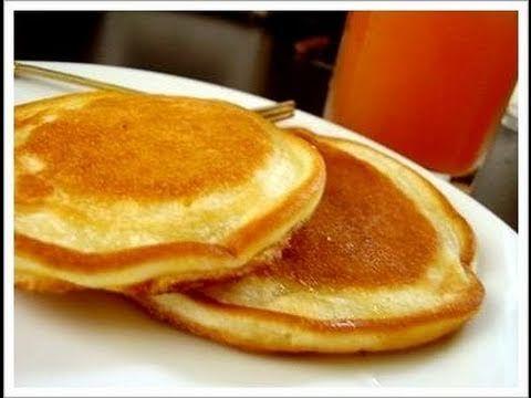 Protein Pancakes - High-Protein