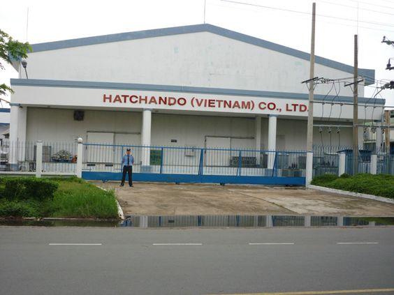 Dự Án Nhà Máy Hatchando VietNam