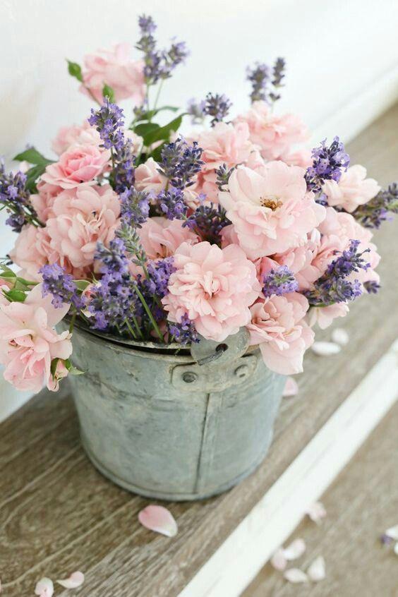 Pin By Sadgyal On Room Beautiful Flower Arrangements Lavender Flowers Flower Arrangements