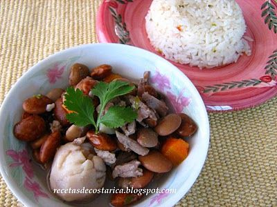 Costarican cuisine.... Give it a try
