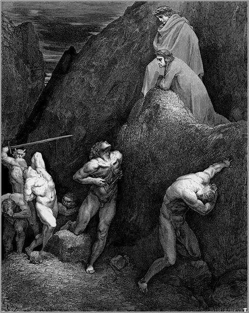 Gustave Doré, Inferno, Dante