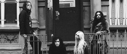 The Pretty Reckless....awesome band!