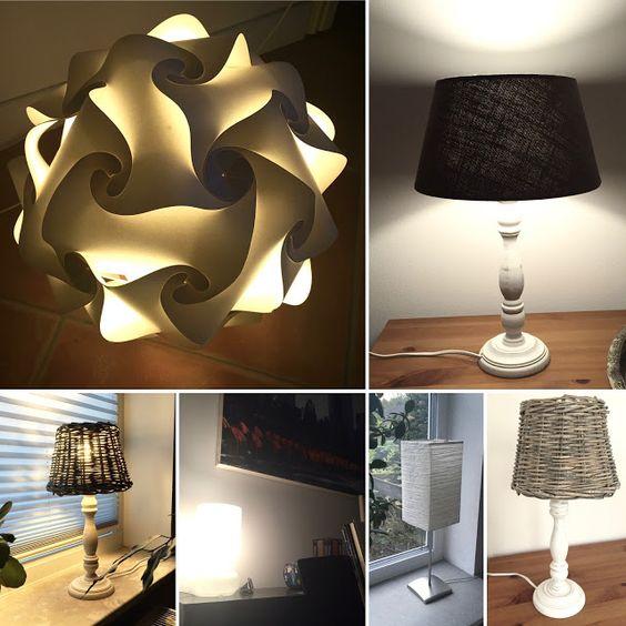 Sunnys Haus viele kleine Lampen für gemütliches, indirektes Licht