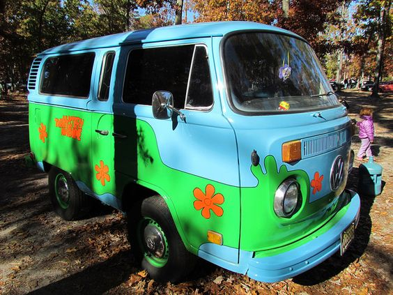 this page is loaded with different mini VW buses