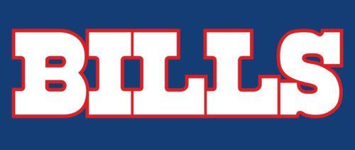 Buffalo Bills Logo Font Buffalo Bills Logo Logos Buffalo Bills
