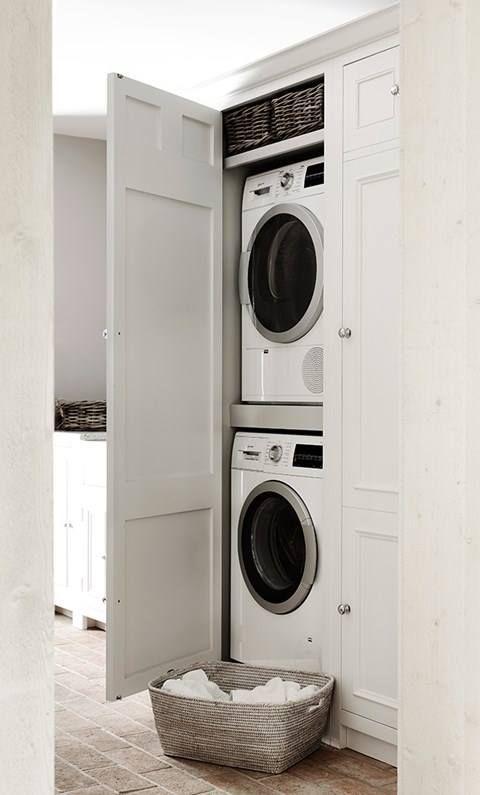 Super Neptune kast voor bijkeuken of waskamer-laundry room. Chichester YI-39