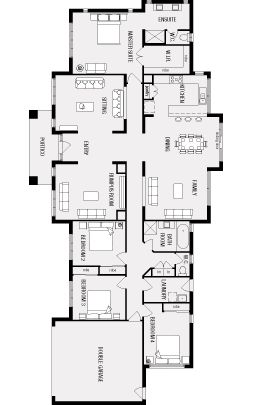 Denver new home floor plans interactive house plans for House floor plans australia