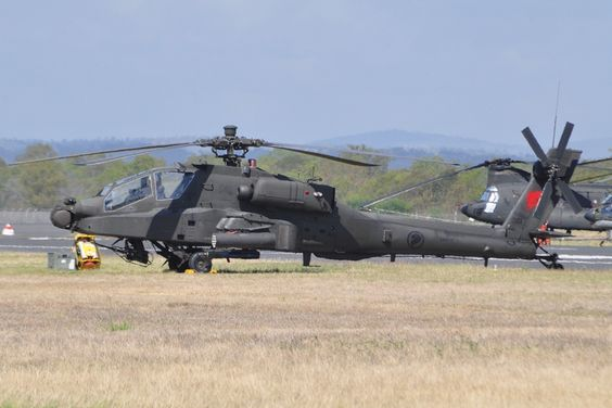 Republic of Singapore Air Force (RSAF) Boeing AH-64D