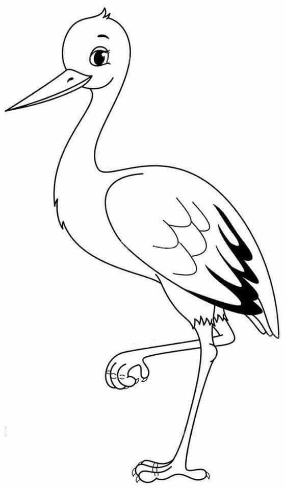 Malvorlagen Storch Mit Baby - tiffanylovesbooks