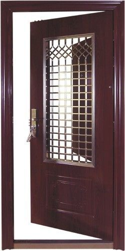 Safety Steel Door Designs For Flats Steel Door Design Main Door Design Door Design
