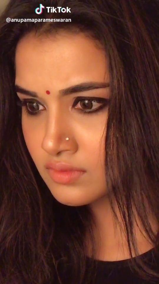 Anupama Parameswarn By Lucky Most Beautiful Indian Actress