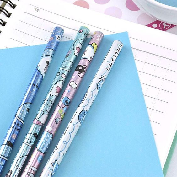 Jinbei-San Wooden Pencil #coolpencilcase