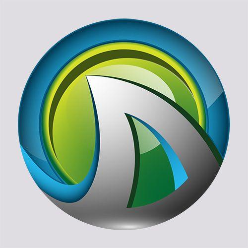 تصميم لوجو بالعربي اشكال لوجوهات جديده فيو تطوير الأعمال Logo Design Tech Logos Design