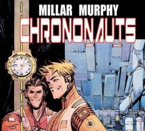 Podcast Interview with Mark Millar