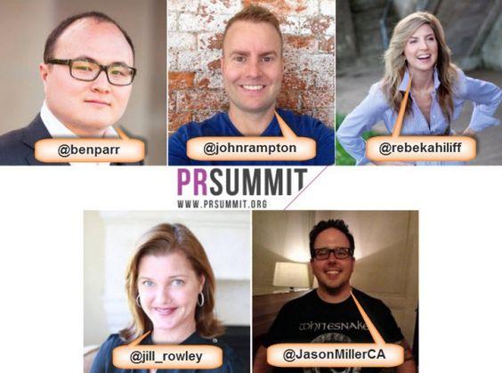 5 Takeaways from the #PR Experts at #SF PR Summit // #ElevateYourBusiness #PRTips #SFPRSummit