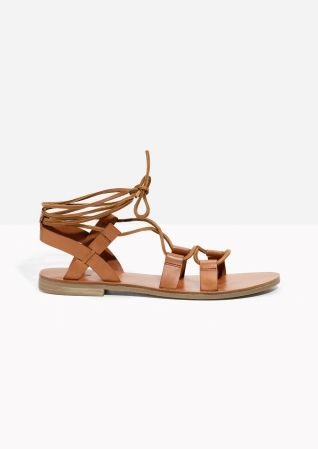 & Other Stories | Strappy Gladiator Sandals