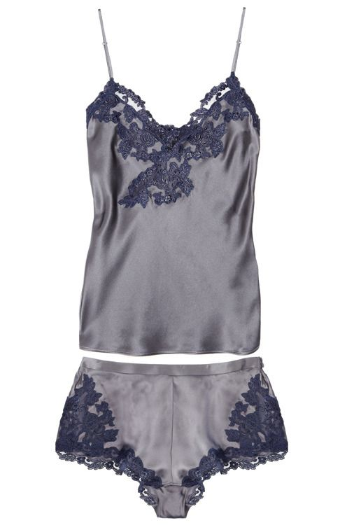 La Perla makes some beautiful sleep wear.