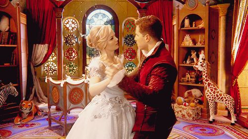 Emma & Charming - 3.14 | the tower
