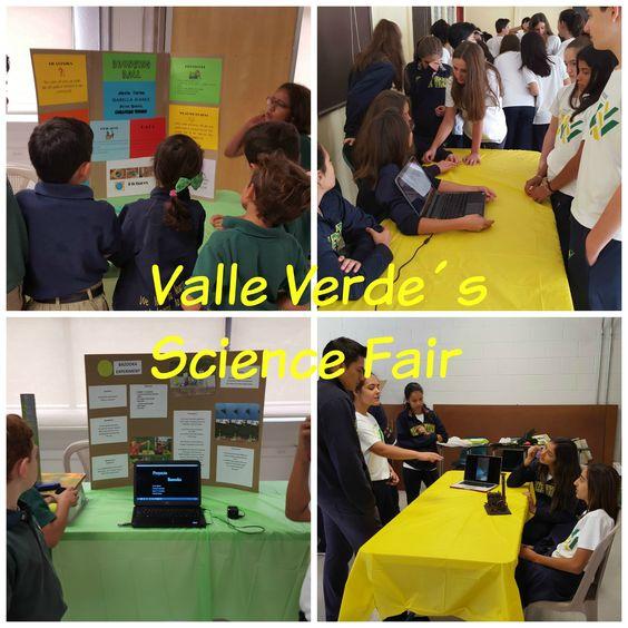 Feria Científica Valle Verde 2016