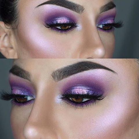 It's so beautiful!!!  @littledustmua @littledustmua @littledustmua ✨✨ #amazing #auroramakeup #anastasiabeverlyhills #beauty #beautiful  #eyes #eyemakeup #fashion  #girls #instamood #instalove  #lips #makeup #maquiagem #mua #maquillage #maccosmetics #hudabeauty #motivecosmetics  #pretty #stunning #instamakeup  #universodamaquiagem #universodamaquiagem_oficial #vegas_nay #makeupaddict #wedding #universodamaquiagembrasil