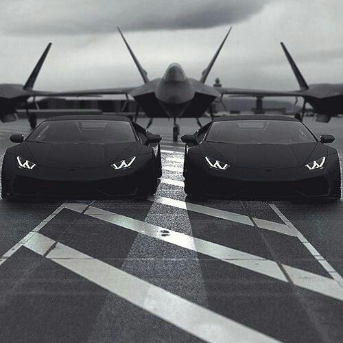 Double trouble  #inspiration #pinterest #lamborghini #F16